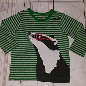 Mini Boden Shirts & Tops - Baby Boden 6-12mo shirt NWT